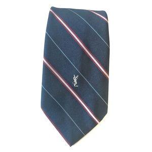Yves Saint Laurent men's tie